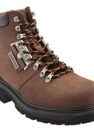 Мужские ботинки harley devidson/ чоловiчi черевики