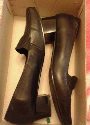 Продам - туфли натуральная кожа