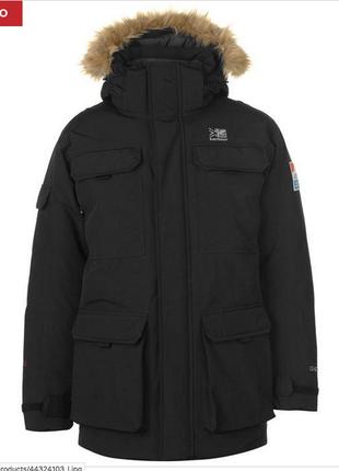 Мужская куртка парка karrimor