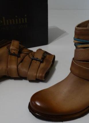 Ботинки кожа felmini