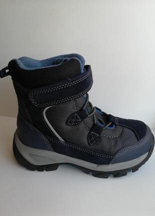 Скидка. зимние ботинки reima denny 30-36 р. для мальчика
