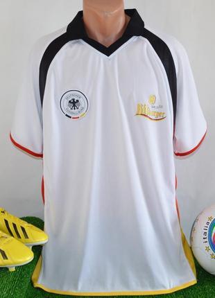 Футбольная спортивная футболка сборной германии bitte ein bit bitburger rothert 6