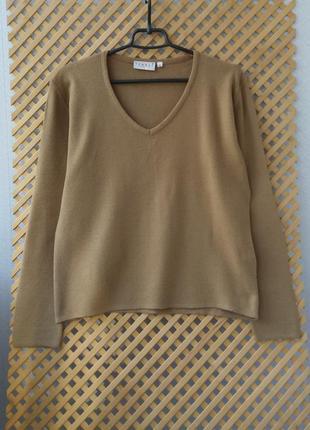 Легкий свитерок приятного цвета