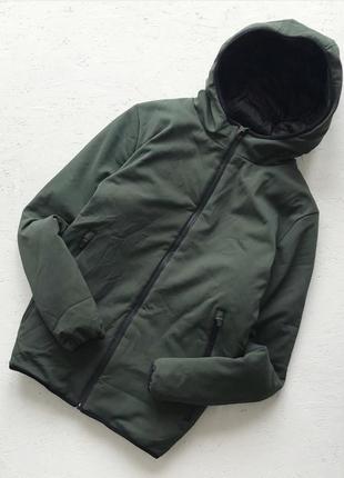 Мужская осенняя куртка fsbn хаки