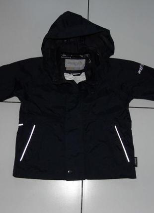 Куртка regatta great outdors - waterproof - isotex - eu 104 3-4 года - новое!!!