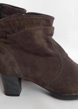 Демисезонные ботинки tamaris? 25,5 см.