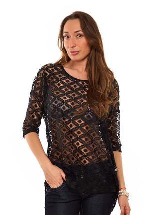 Кружевная блузка only (407)