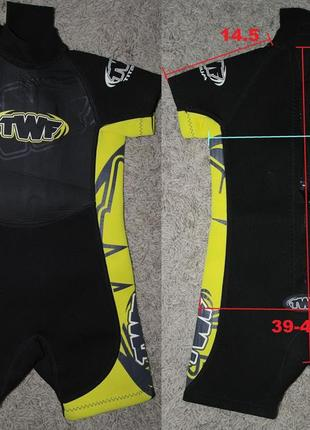 Гидрокостюм twf international ltd wetsuits неопрен