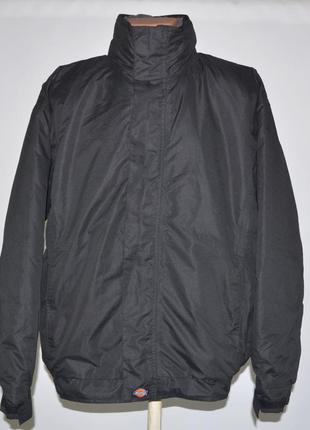 Тёплая куртка фирмы dickies (xl-xxl)