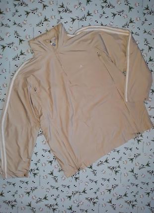 Стильная спортивная куртка adidas, размер 54-56