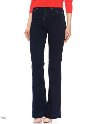 Идеальные джинсы клёш