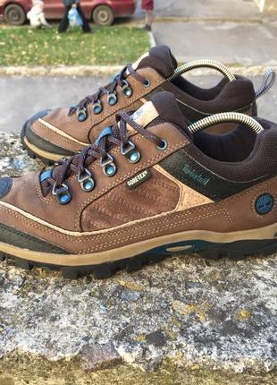 Timberland gore tex осенние тренинговые кроссовки оригинал