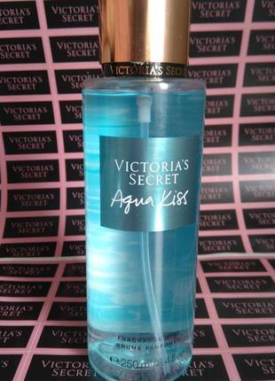 Парфумированый спрей для тела victoria's secret aqua kiss