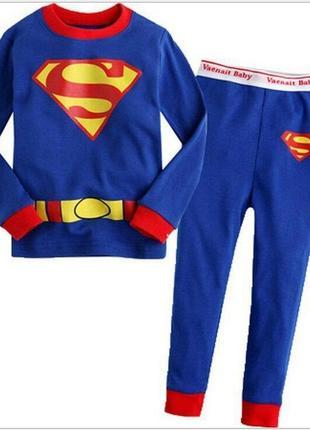 Пижама с супергероем
