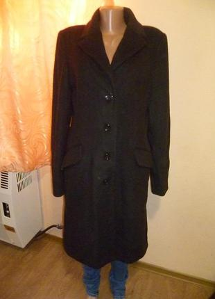 Пальто от h&m в составе кашемир