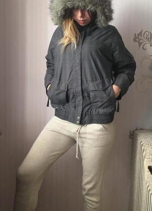 Columbia. мегаудобная и модная курточка!