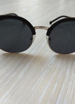 Солнцезащитный очки / круглые очки  😎