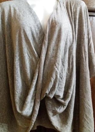 Блузка-бохо стиль- варенка-12-14-16р... лен-100%