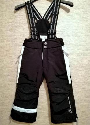 Детские лыжные штаны фирмы h&m alpine