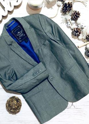 Шикарный пиджачок next 5 лет (110)