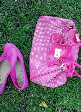 Джинсовая сумка сумочка в стразах