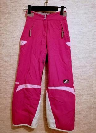 Лыжные штаны на девочку snow tex