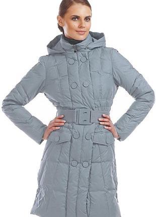 Пуховик пальто, разм.42