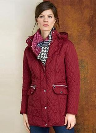 Демисезонное пальто, куртка тсм tchibo, германия, р. 60наш