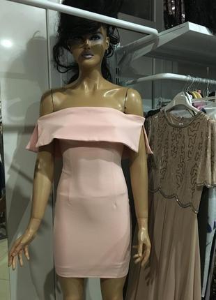 Стильна міні сукня missguided
