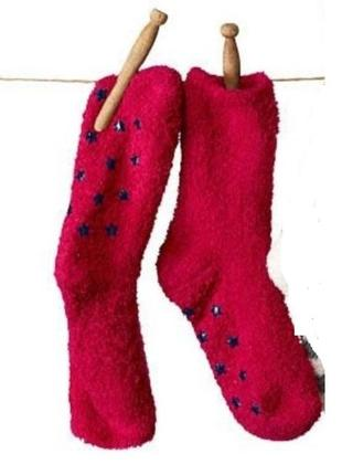 Мягенькие махровые носочки от tchibo германия р.35-38