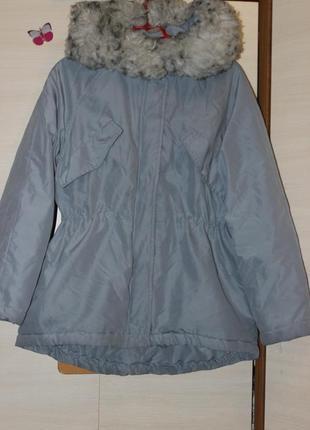 Куртка , парка h&m