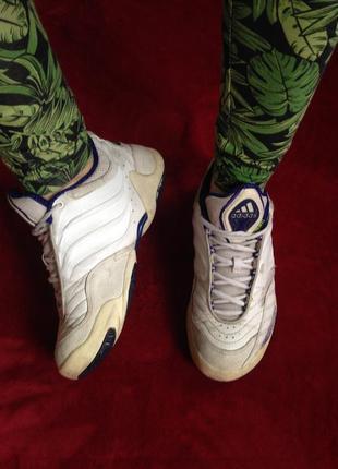 Adidas adiprene винтаж кроссовки