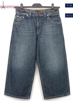 Шорты tommy hilfiger мальчика подростка 16/44 джинсовые бермуды бриджи джинсы капри лето