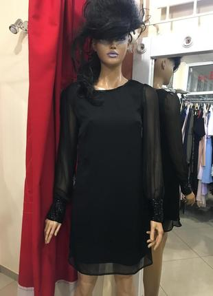 Свободное платье vila