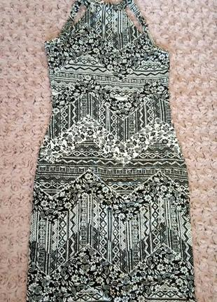 Летнее платье miss selfridge