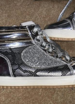 Деми ботиночки 37-38 размер
