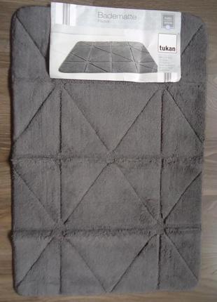 Tukan германия, коврик для ванной, 60 х 90 см