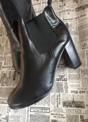 Крутые ботинки полусапожки esmara 42 р
