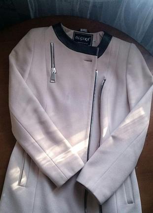 Пальто женское olgiara