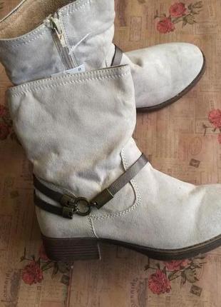 Сапоги foot flex 37,38,39,40 р германия