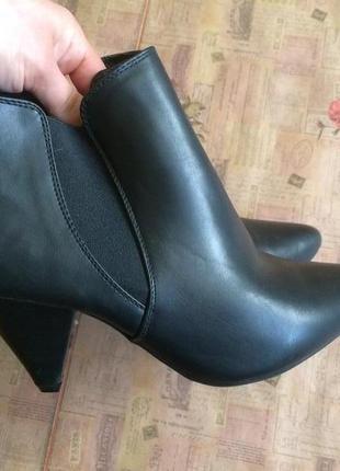 Ботинки esmara 39,40 р