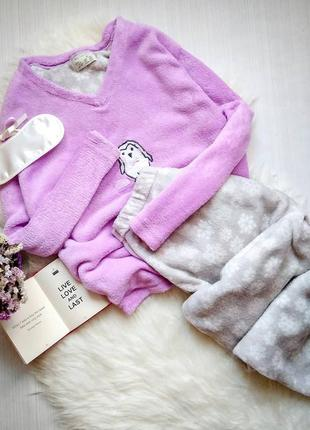 М'яка піжамка тепла