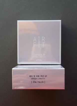 Кушон a´pieu air-fit cushion xp 23 оттенок