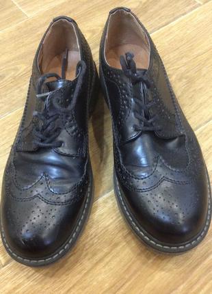 Туфли чёрные graceland