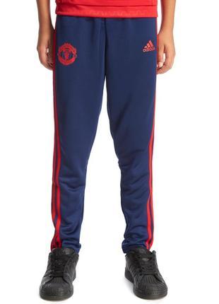Оригинальные спортивные штаны adidas ® manchester united fc размер: l