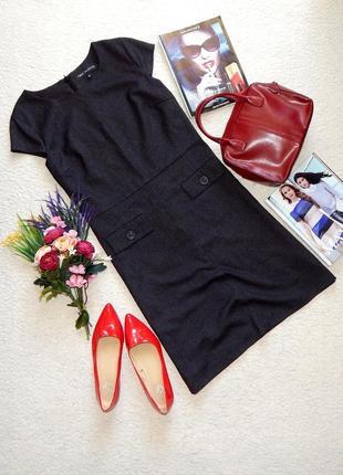 Классическое платье next для базового и офисного гардероба