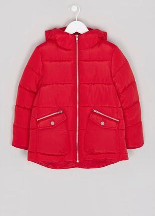 Шикарная теплая  курточка matalan,еврозима. размеры 5,6,7,8,9 лет