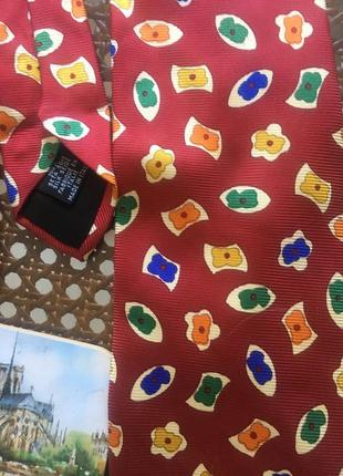 Hugo boss галстук брендовий оригинал / краватка