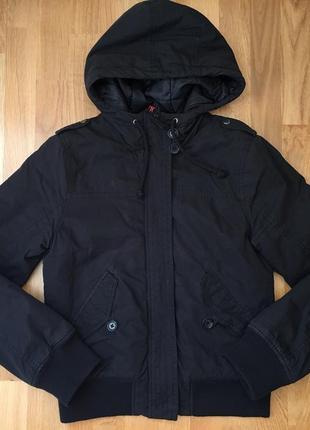 Куртка демисезонная h&m курточка пиджак жакет парка на синтепоне