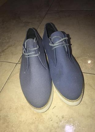 Мега стильні туфлі на платформі